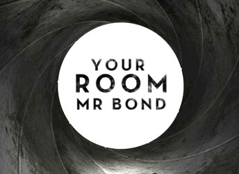 Picture of Your room, Mr Bond