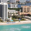 DoubleTree by Hilton Ocean Point Resort - North Miami Beach 17375 Collins Avenue Sunny Isles Beach
